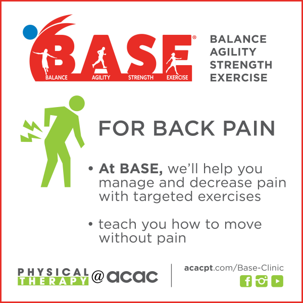 BASE Clinic for Fall Prevention